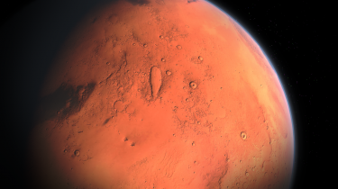 Mars illustration